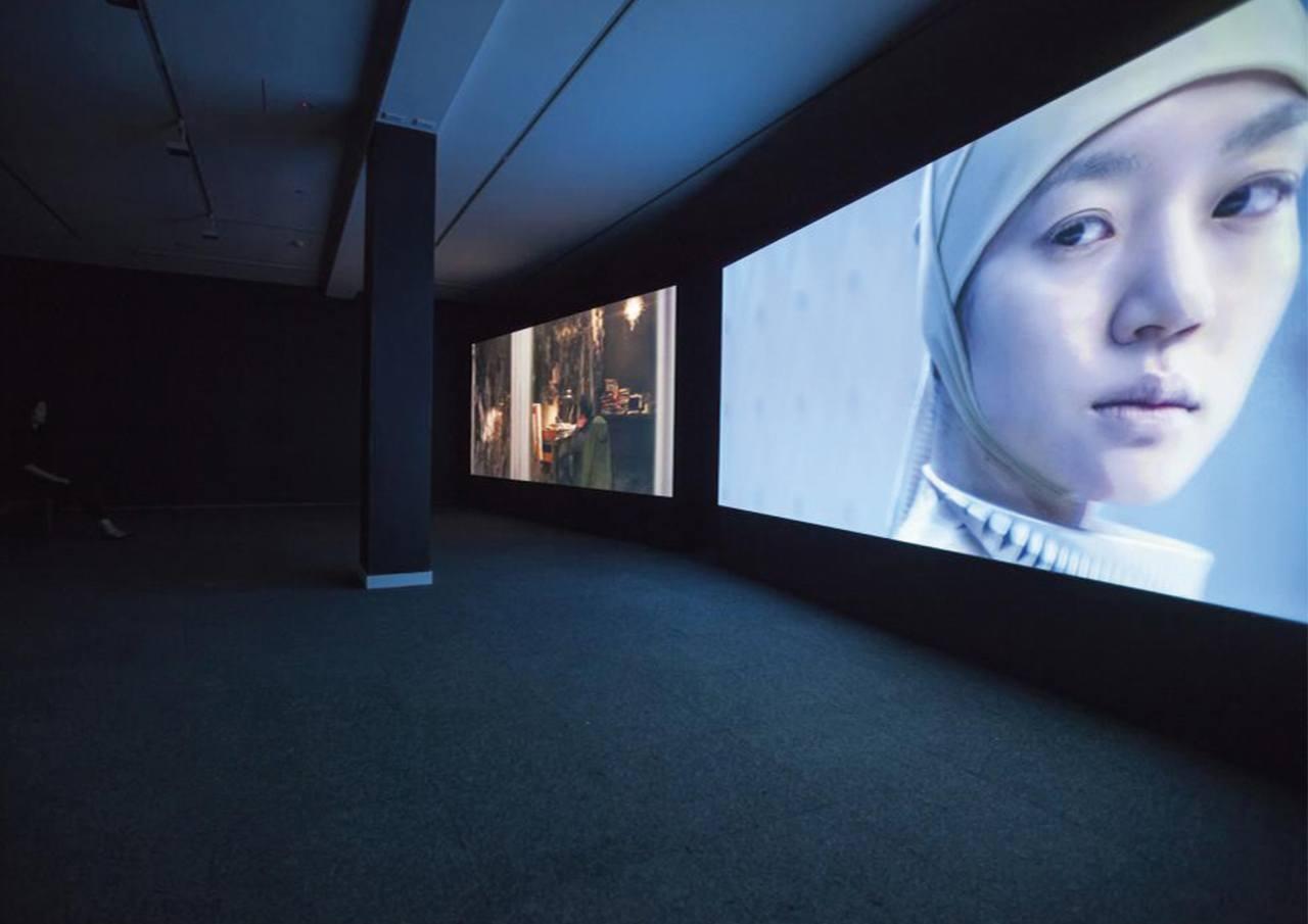 New Romance: art and the posthuman