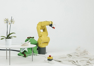 Raising Robotic Natives