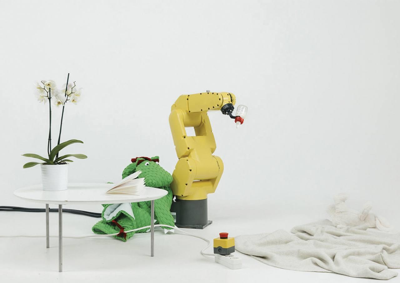 Raising Robotic Natives